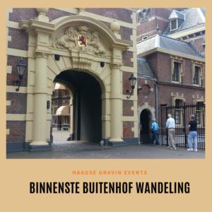 Binneste Buitenhof wandeling