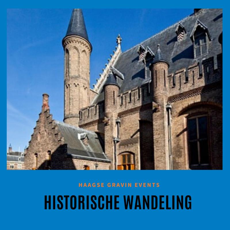 historische stadswandeling