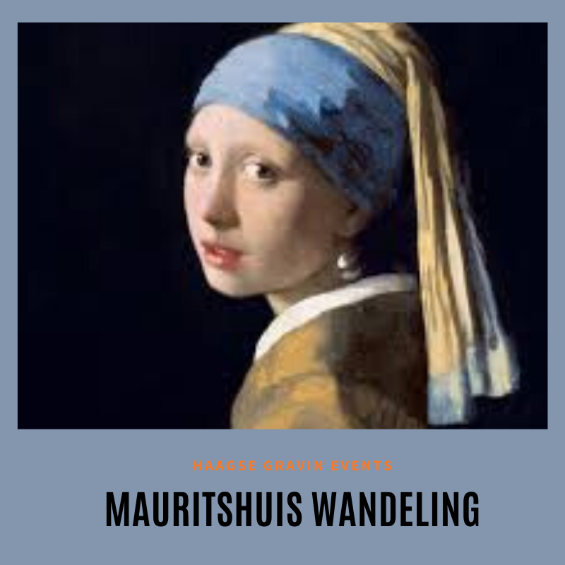 Mauritshuiswandeling