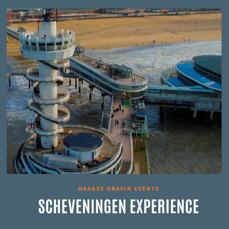 Scheveningen experience wandeling